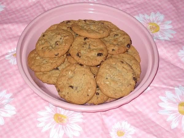 Oatmeal Raisen Cookies
