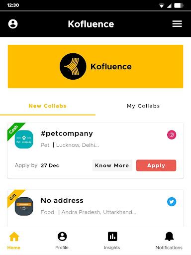 Kofluence Influencer | An Influencer Marketing Hub screenshot 11