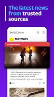 screenshot of Yahoo News