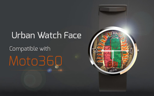 Urban Watch Face