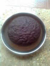 Photo: vegan chocolate cake