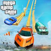 Vertical Mega Ramp Car Extreme Stunts GT Racing
