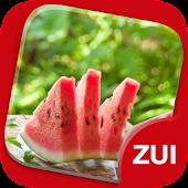 ZUI Locker Theme - Watermelon