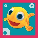 play&learn with MiniMini fish Icon