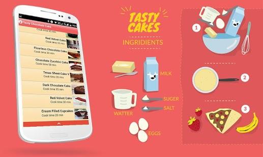 Tasty Cakes - náhled