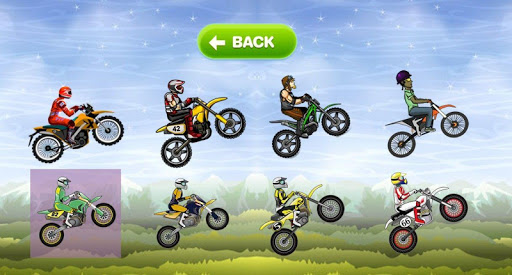 MotoCross: Ultimate Bike Race Game | Physics Rules 1.0 screenshots 2