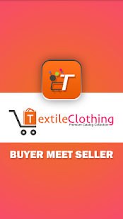 Textile Clothing Supplier- screenshot thumbnail
