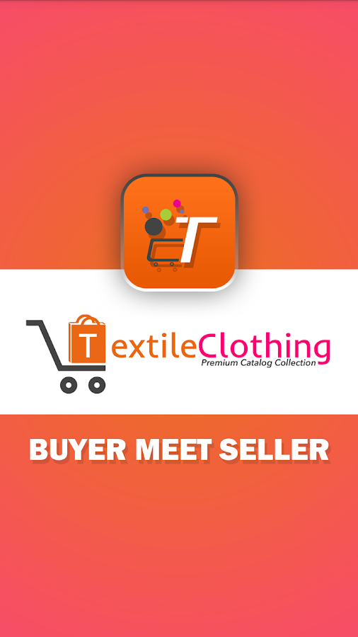 Textile Clothing Supplier- screenshot