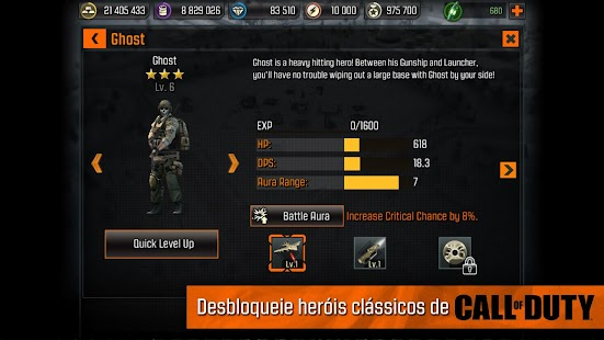 Call of Duty: Heroes screenshot