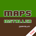 Maps Installer for MCPE icon