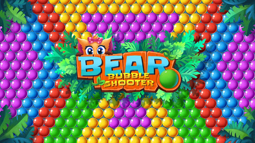Bubble Shooter : Bear Pop! - Bubble pop games apktram screenshots 6