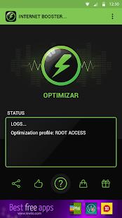 Internet Optimizer Accelerator - náhled