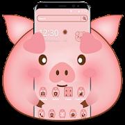App Cute Cartoon Pig Theme APK for Kindle