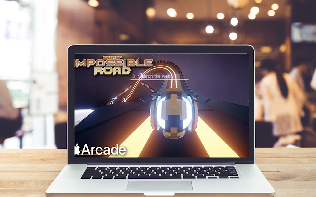 Super Impossible Road HD Wallpaper Game Theme