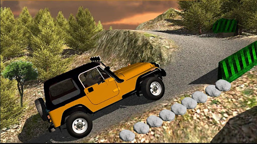 Offroad jeep hill climb:4x4 jeep Adventure 2019 screenshots 1