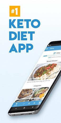 Total Keto Diet: Low Carb Recipes & Keto Meals screenshot 1