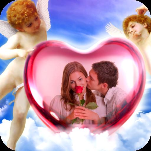 相框找到照片了爱 模擬 App LOGO-APP試玩