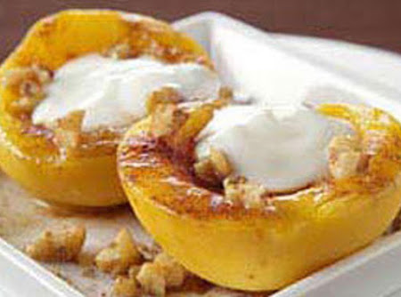 Easy Cinn & B Sugar Peaches Recipe