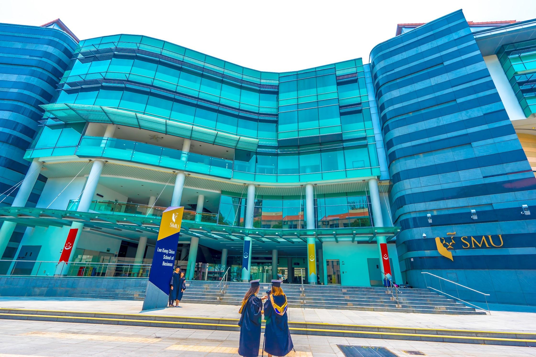 Singapore Management University(シンガポール経営大学)