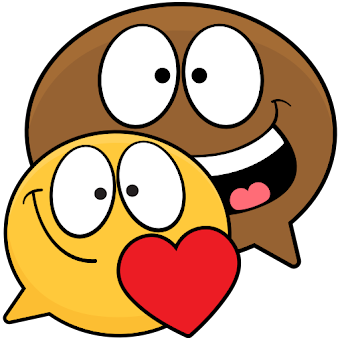 Ochat: emoticons for texting & Facebook stickers