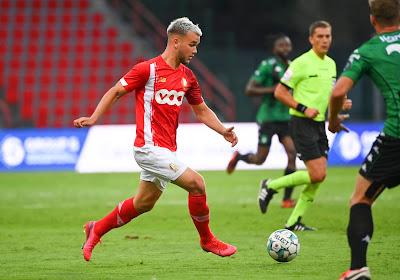 Nicolas Raskin maakte indruk in het seizoensbegin bij Standard