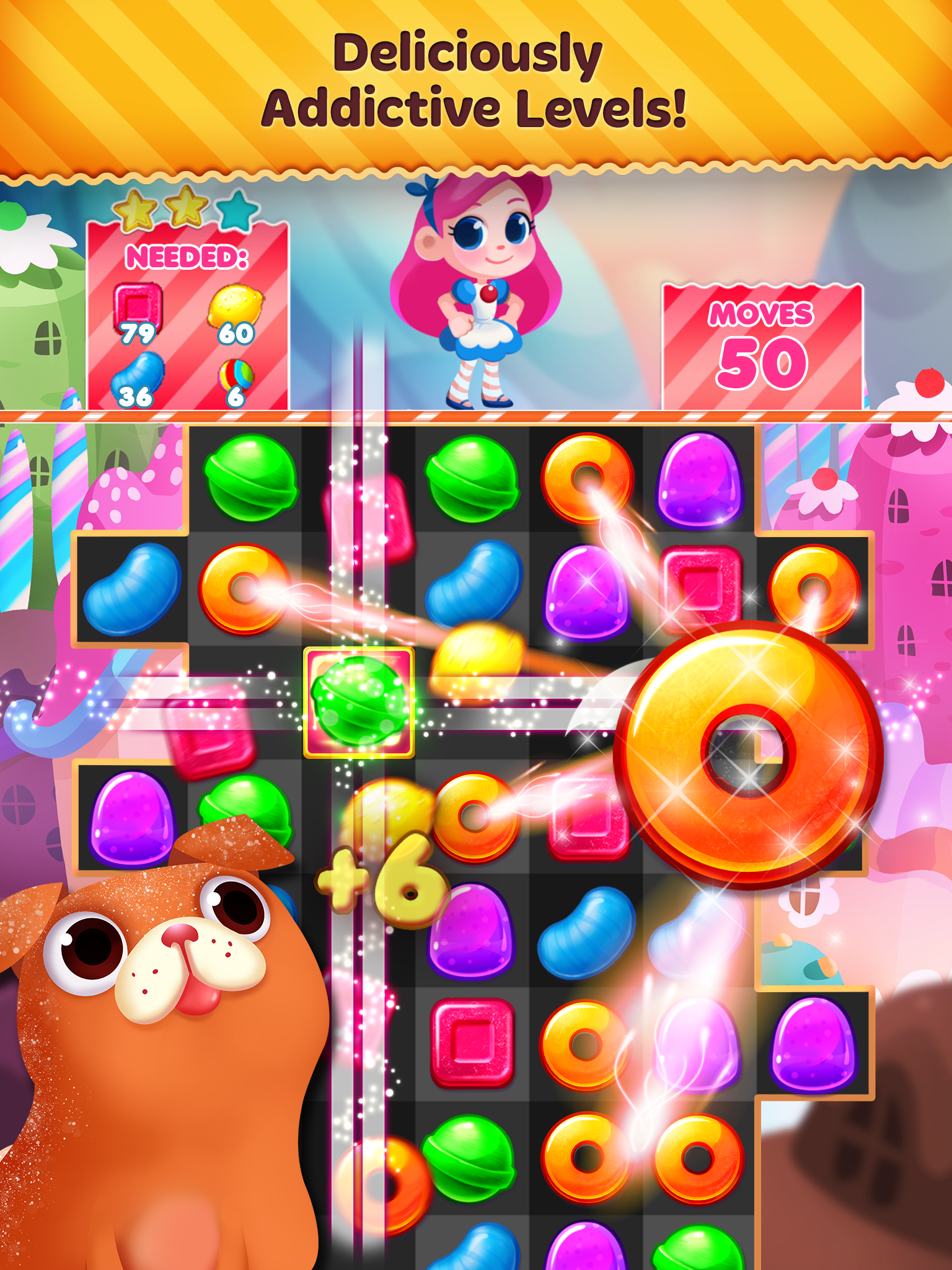 Candy Blast Mania screenshot #11