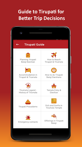 Tirupati Balaji Yatra by Travelkosh screenshots 5