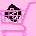 Cute Shopping App icon