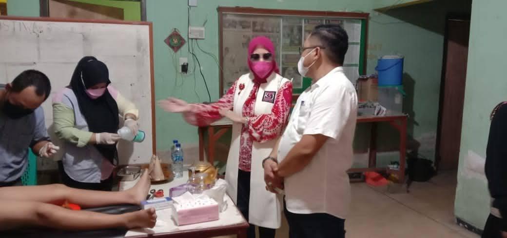 Sambut Pengukuhan Tim Medis KSJ Pusat Gelar Sunatan Masal Untuk Kaum Dhuafa dan Anak Yatim Piatu