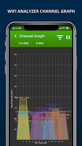Wifi Password Recovery & Internet Speed Test screenshot 4
