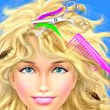 Princess Makeover - Hair Salon Games for Girls icon