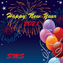 Happy New Year 2021 SMS icon