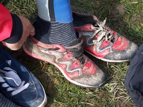 Photo: Har Kennet bommat skotvätten dagen innan?