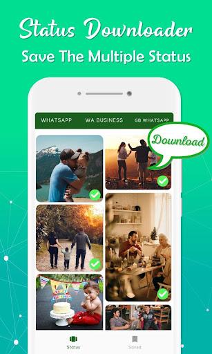Status Downloader For Whatsapp screenshots 3