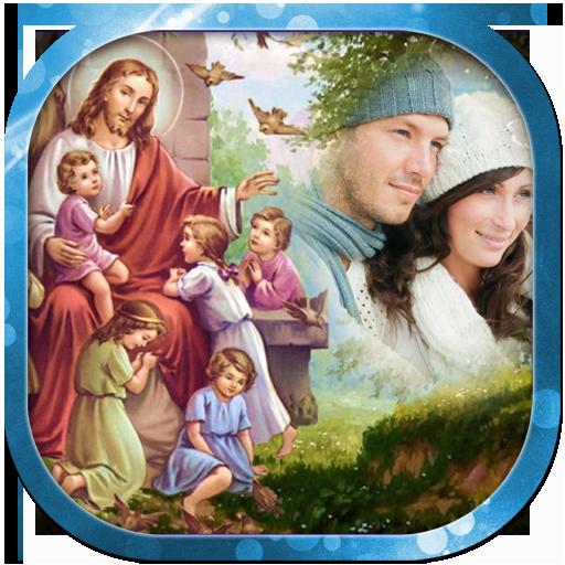 上帝耶穌相框 攝影 App LOGO-硬是要APP