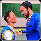 Bully Gang:免费高中黑帮游戏 icon