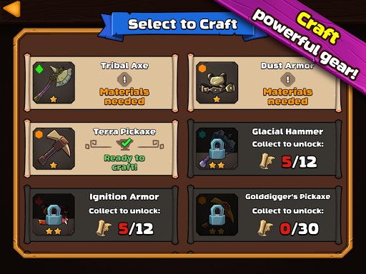 Mine Quest 2 - Mining RPG 2.2.5 screenshots 10