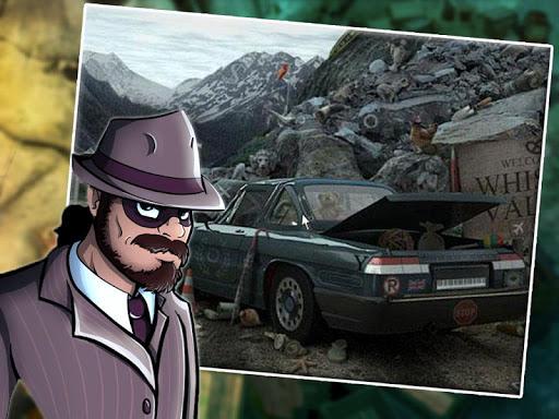 Gangster Case : Crime Scene