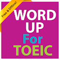 Word Up For TOEIC : Vocabulary Test icon