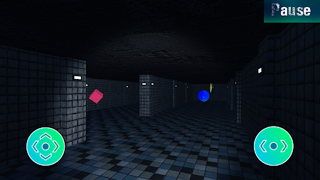 Labyrinth 3  random 3D labyrinth APK screenshot thumbnail 5