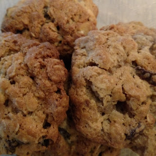TJ's  Spicy Oatmeal Raisin Cookies