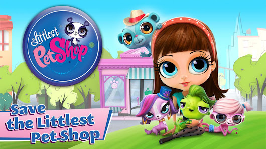 littlest pet shop go figure!