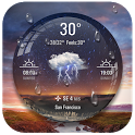 Weather Ball Lock Screen App icon
