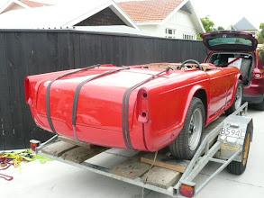 Photo: The cars original condition