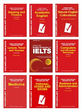 Check Your English Vocabulary – Bộ tài liệu từ vựng theo từng chủ đề