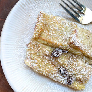 Bread and Butter Pudding.