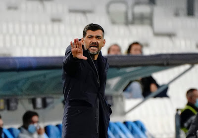 """Sergio Conceiçao : """"Nous sommes prêts àaller au combat"""""""
