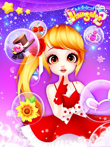 Princess Fashion Makeover: Hair Salon & Dress up 1.11 gameplay | by HackJr.Pw 11