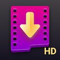 BOX Video Downloader: private download video saver icon