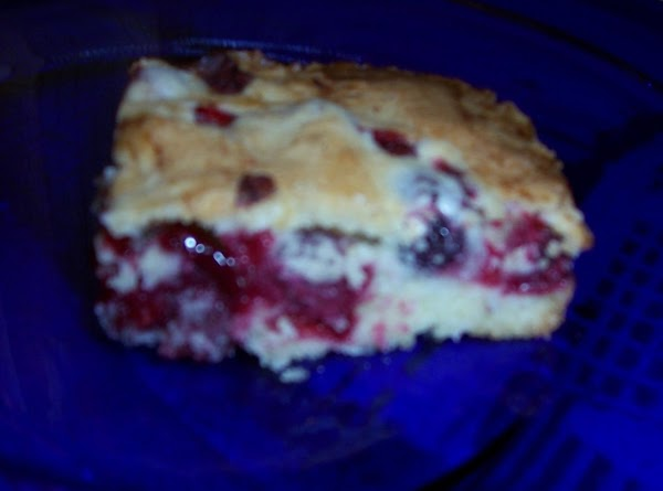 Carol's Cranberry Christmas Cake Recipe